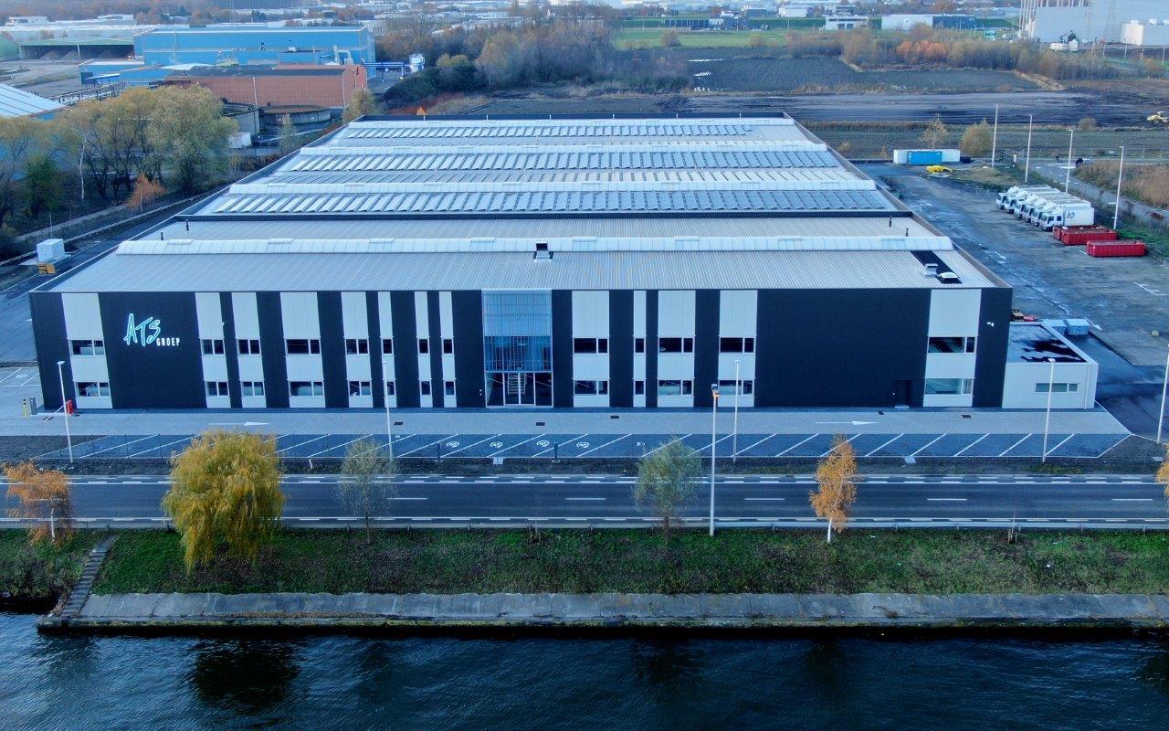 ATS Langerbruggekaai gebouwenbeheer energieneutraal