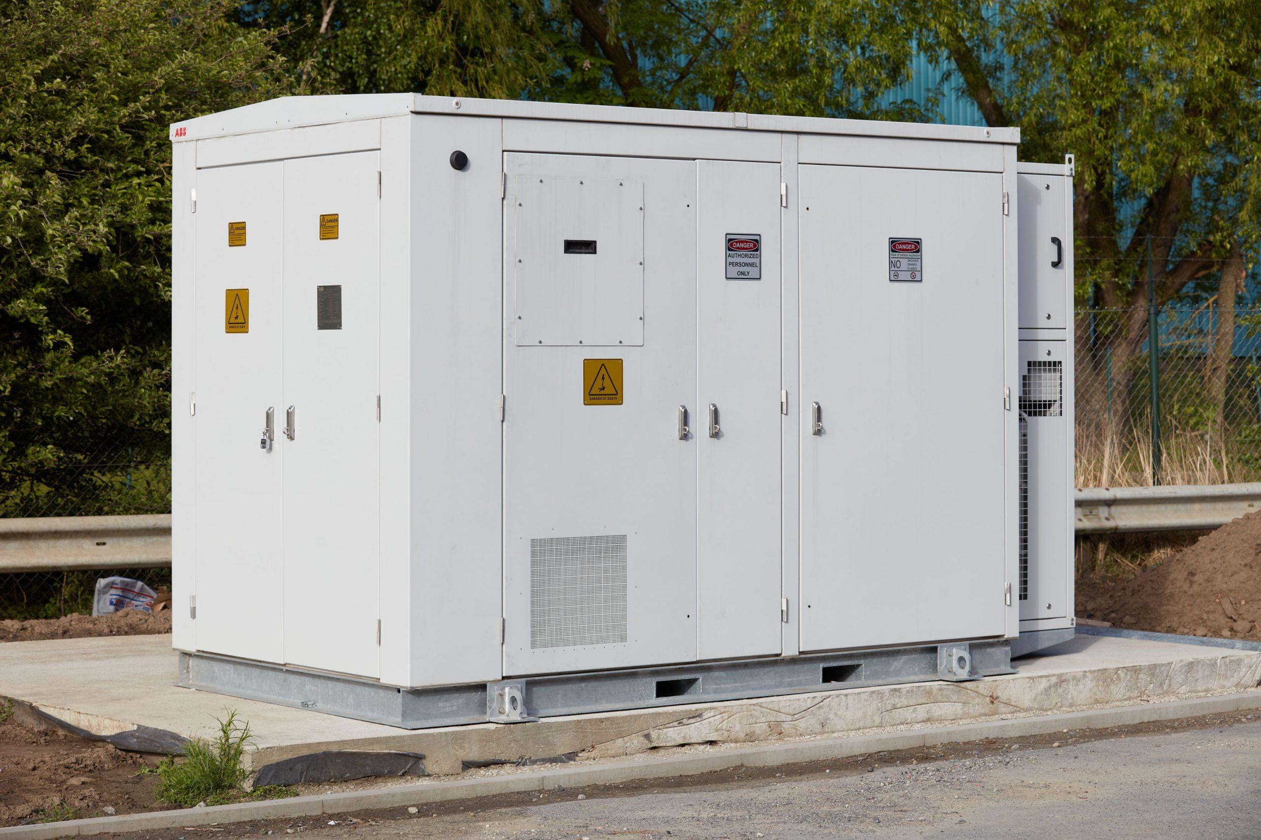 Battery Storage BESS ATS