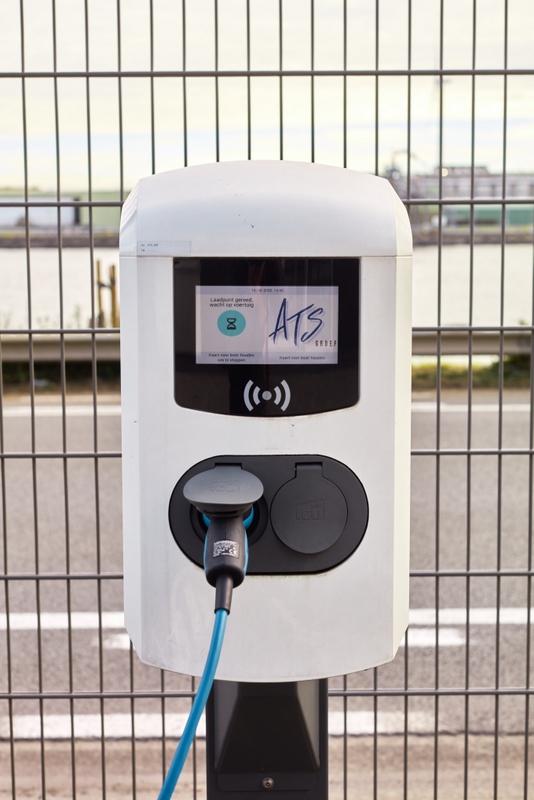 ATS Groep elektrische laadpunten laadpalen