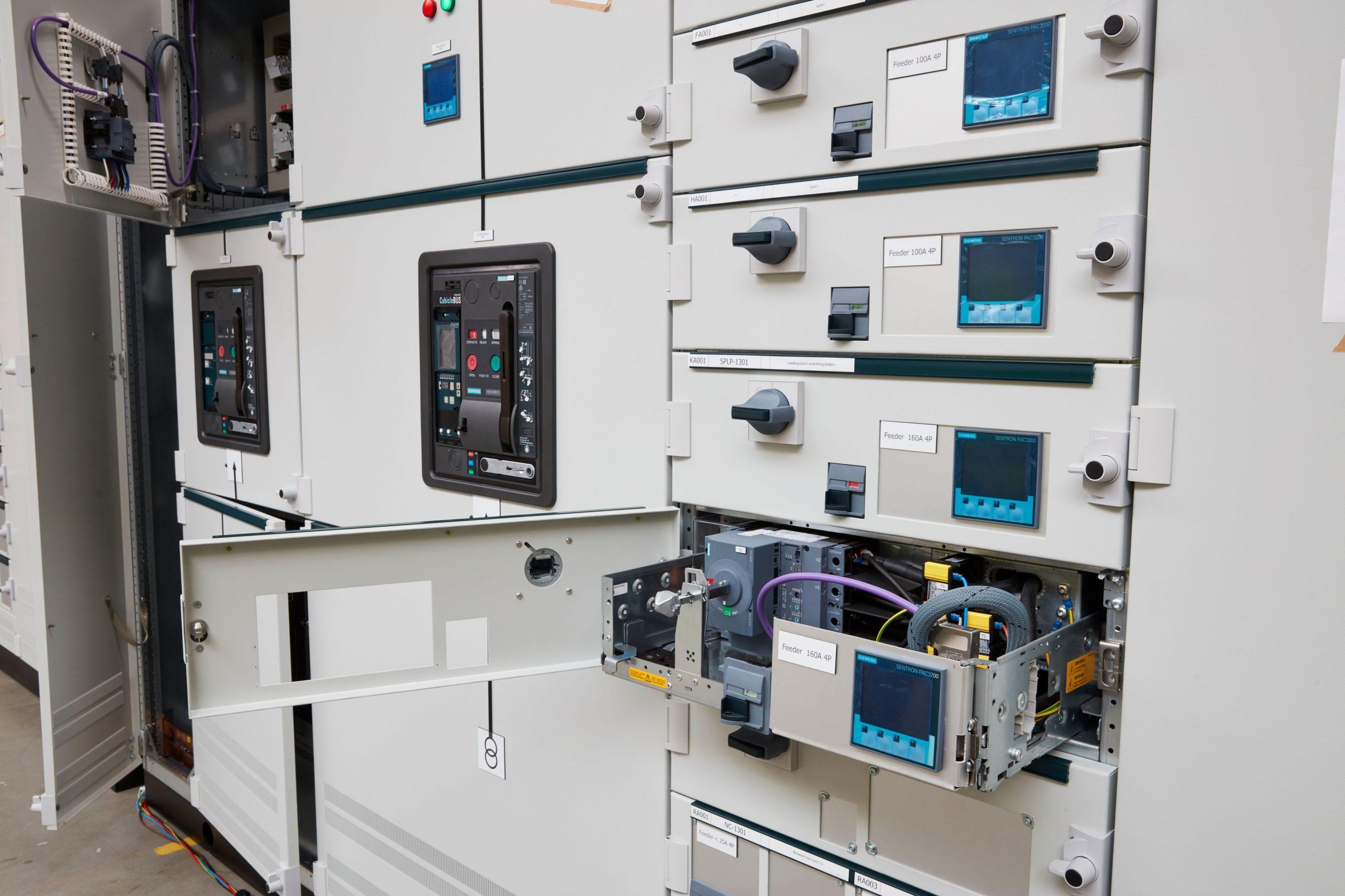 ATS Groep Design en Engineering elektrische borden