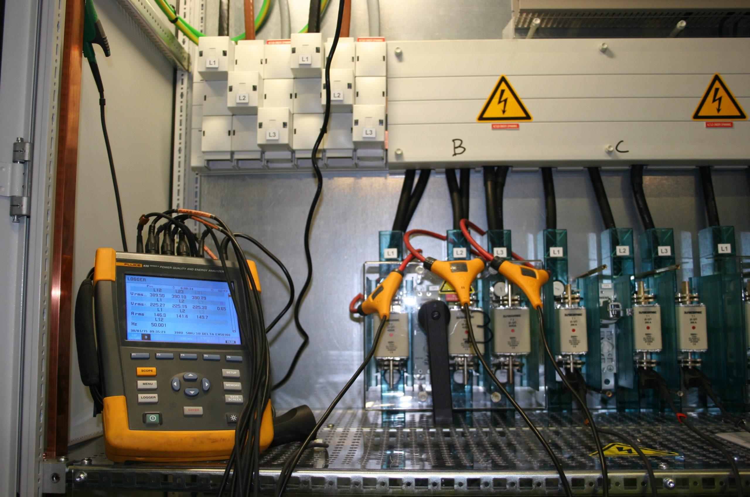ATS Analyse netkwaliteit power quality