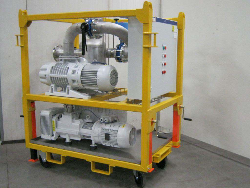 ATS Industriële Vacuümtechniek