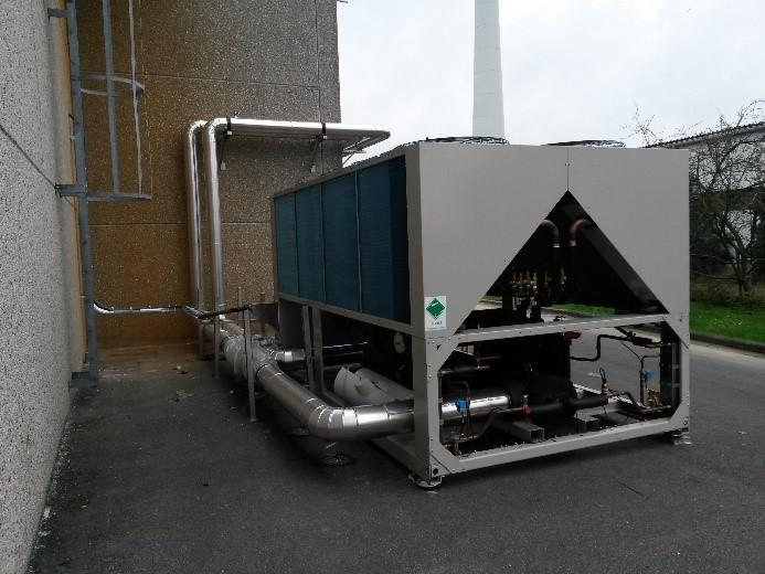 Industriële koeling