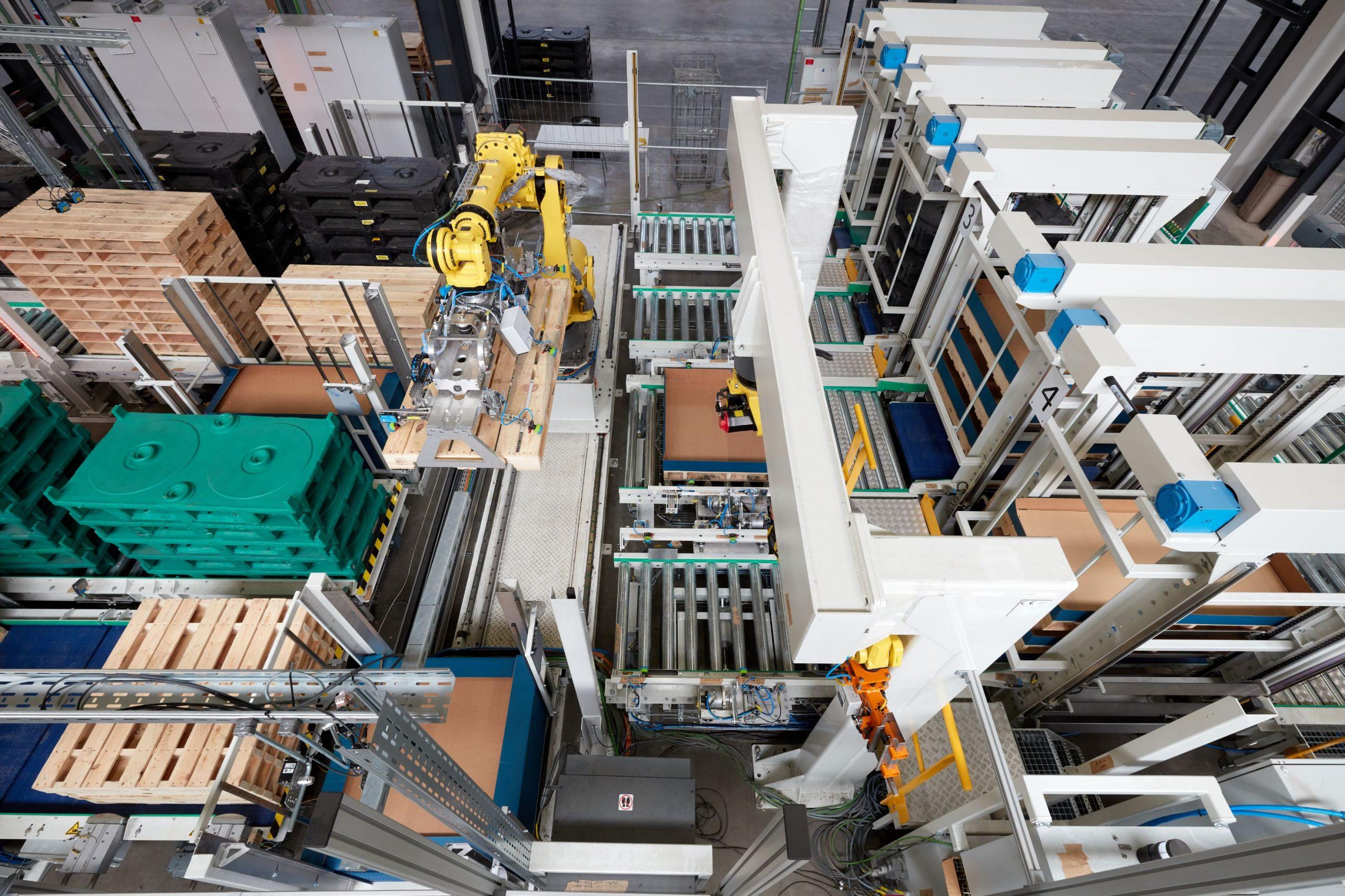 ATS Groep Machinebouw op maat Material Handling