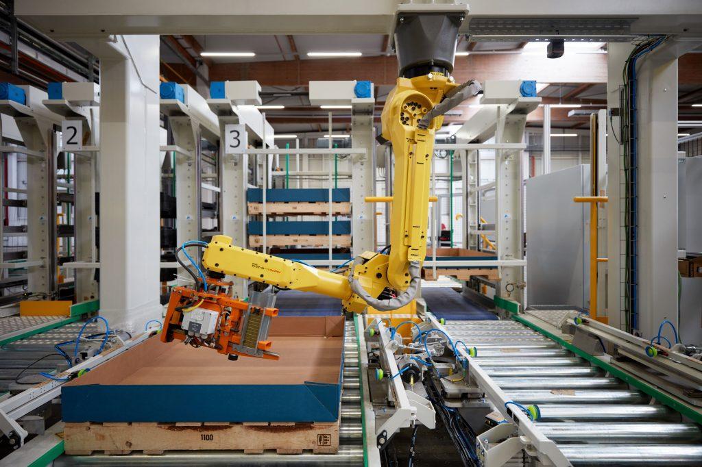 ATS Groep elektro mechanica robot
