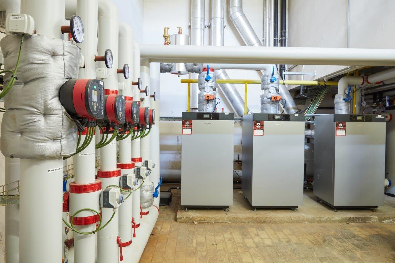 HVAC-installatie