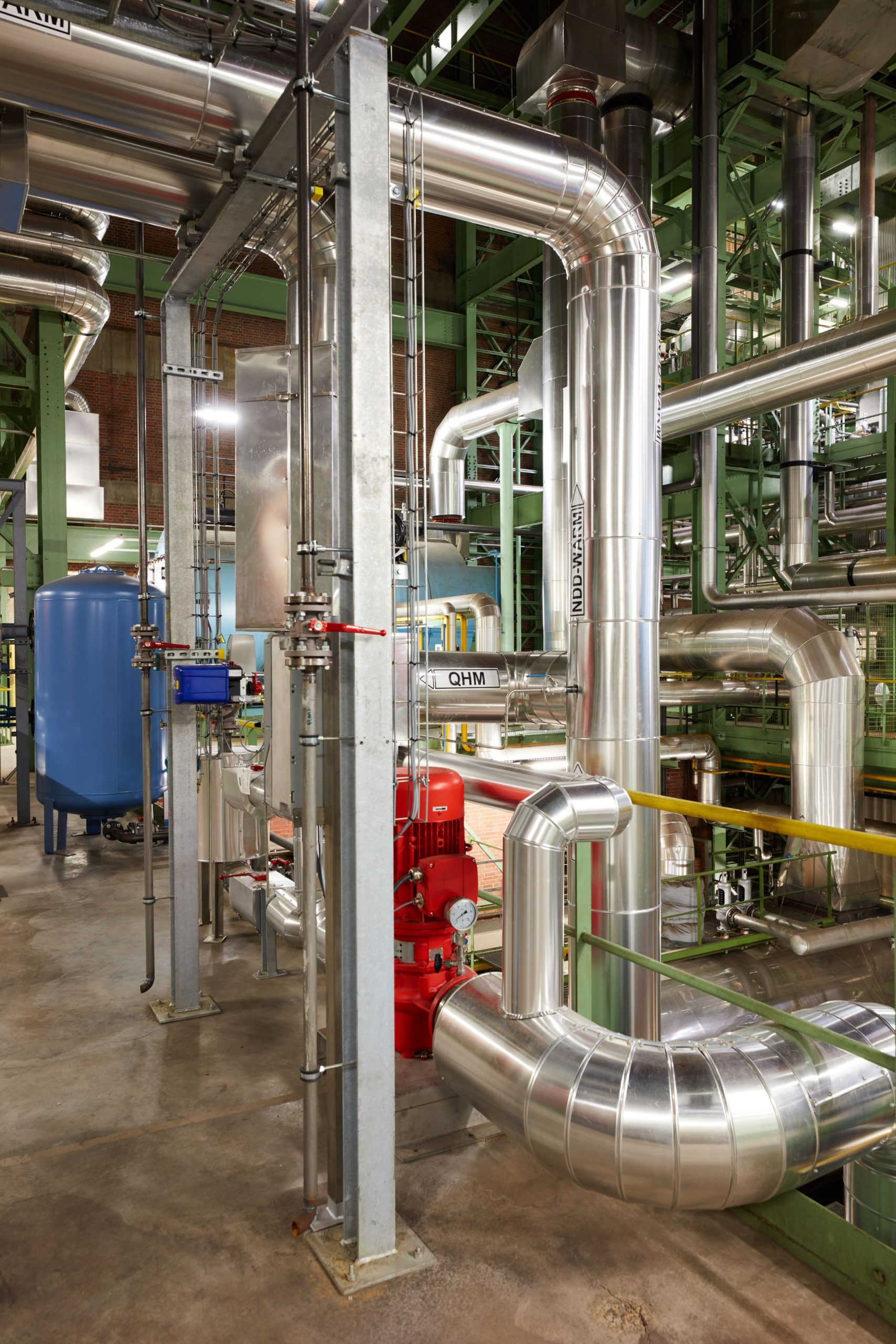 ATS Groep industrial piping