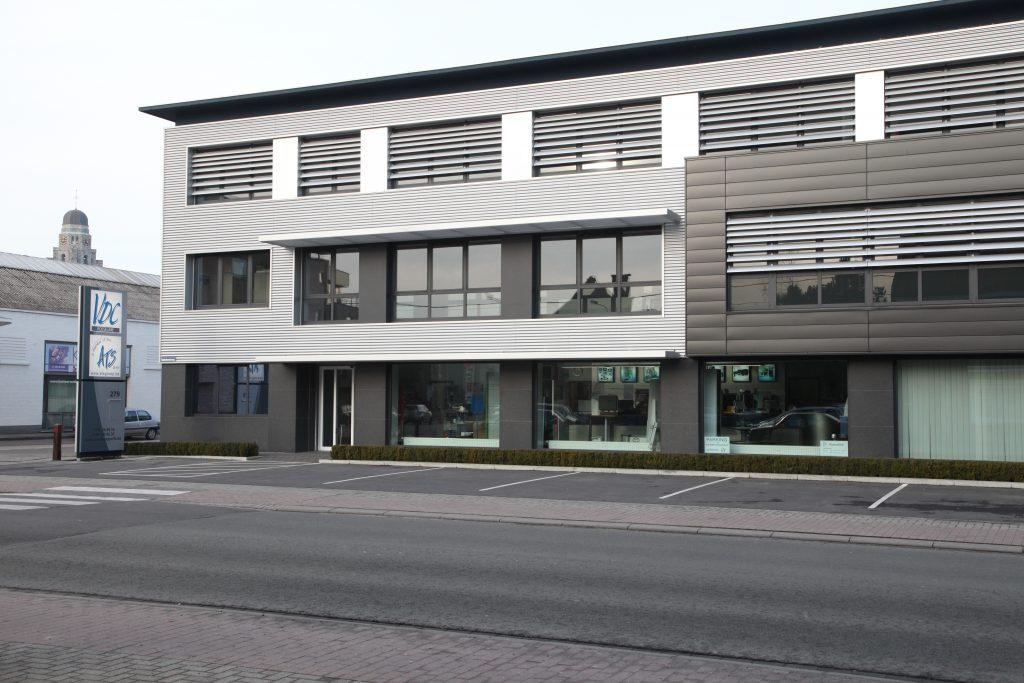 VDC Roeselare distributie ATS Groep