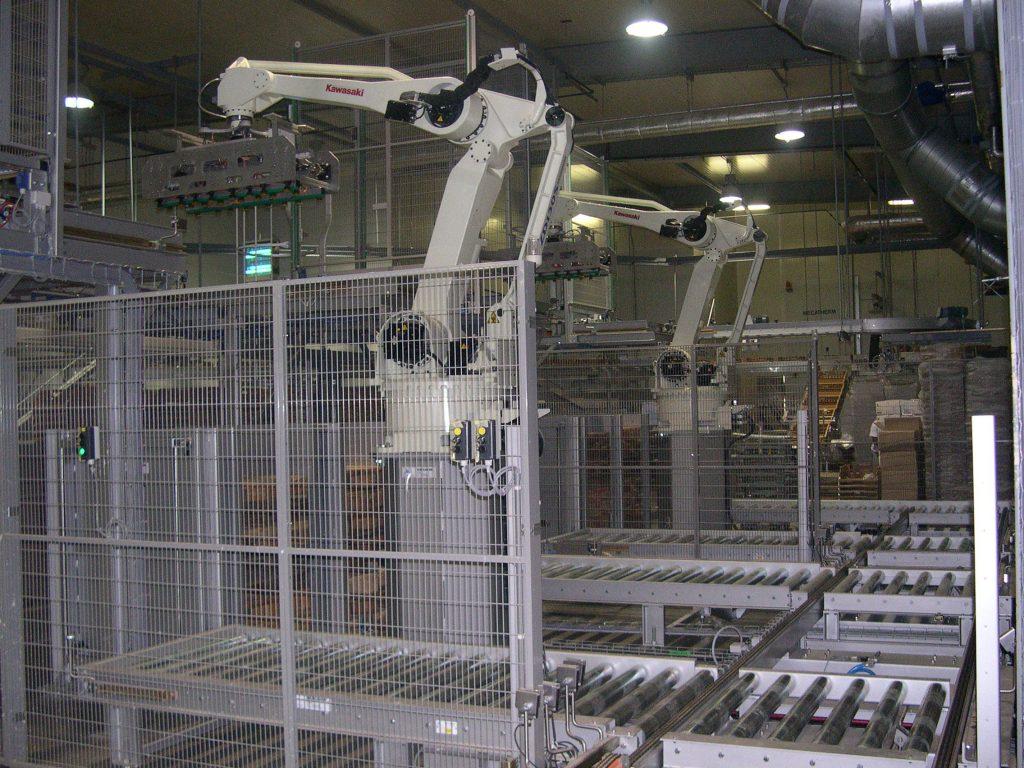 ATS Automatisering interne transportsystemen conveyors