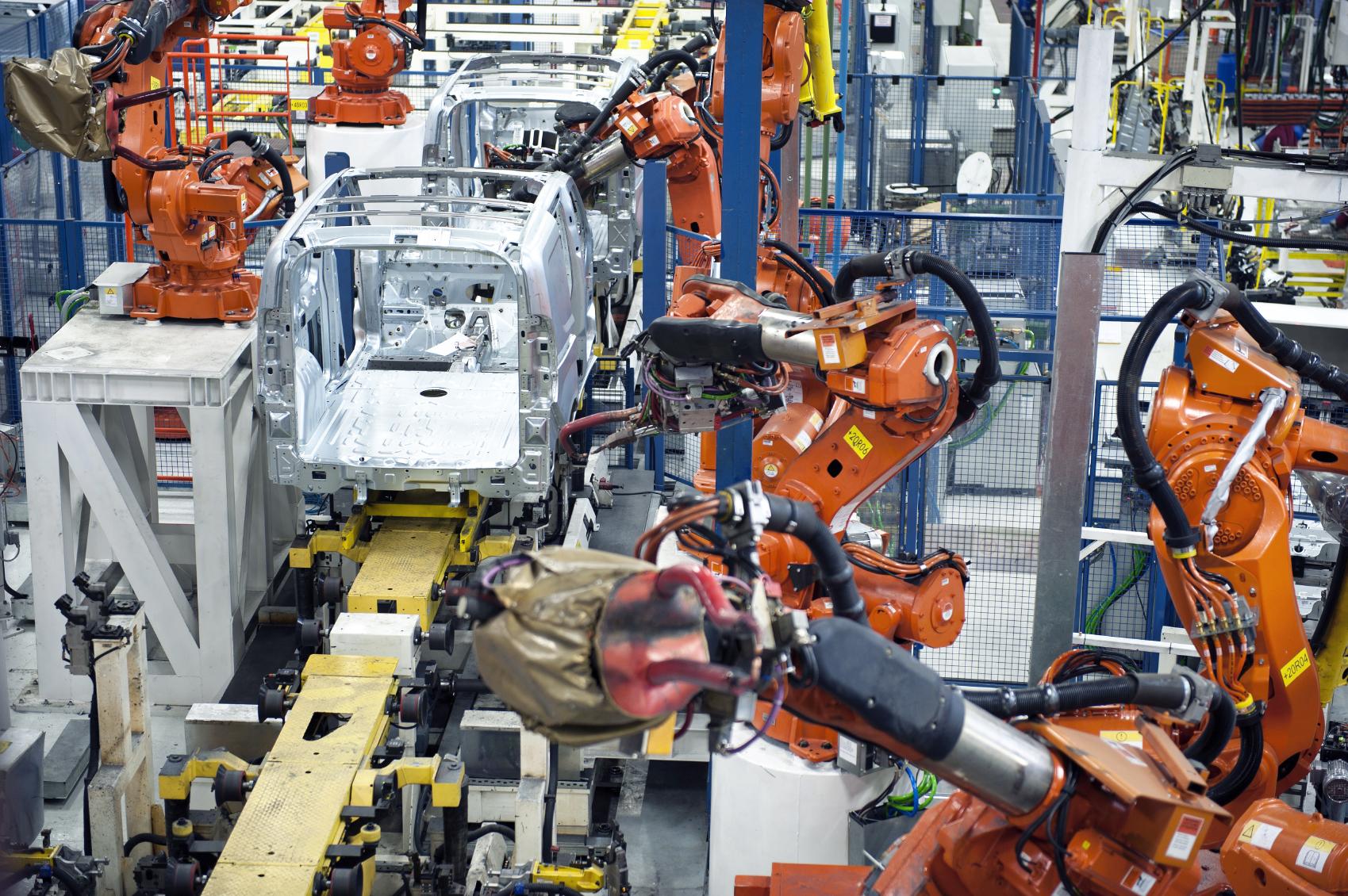 Automotive ATS Groep robotica