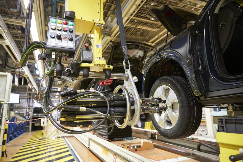 ATS Machinebouw wielmontageconcept